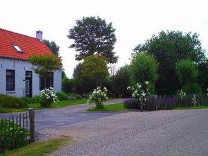 Landschaftsimpressionen 2013: Bauernhaus